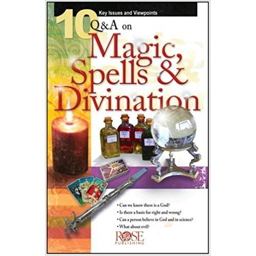 10 Q&A on Magic, Spells & Divination Pamphlet
