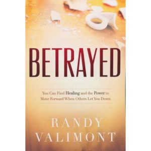 Betrayed by Randy Valimont