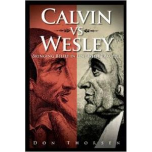 Calvin vs Wesley by Don Thorsen