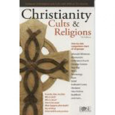 Christianity, Cults & Religions Pamphlet with Paul Carden