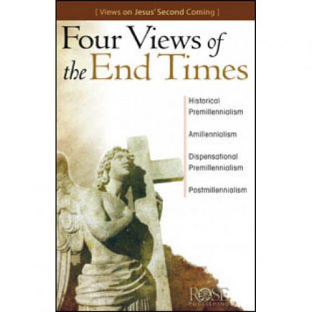 Four Views of the End Times Pamphlet with Dr. Timothy Paul Jones
