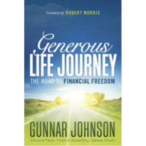 Generous Life Journey by Gunnar Johnson