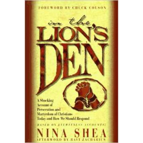 In The Lion's Den by Nina Shea