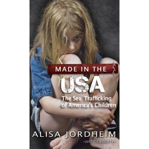 Made in the U.S.A. by Alisa Jordheim