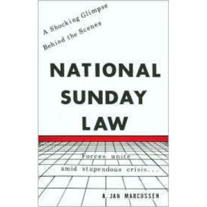 National Sunday Law by Jan Marcussen
