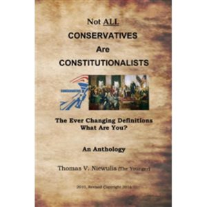Not All Conservatives Are Constitutionalists