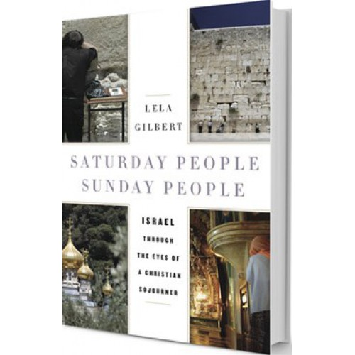 Saturday People, Sunday People by Lela Gilbert