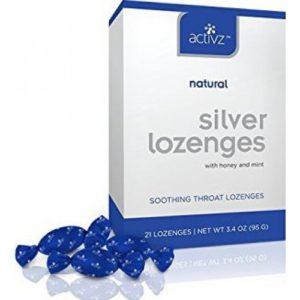 Silver Lozenges