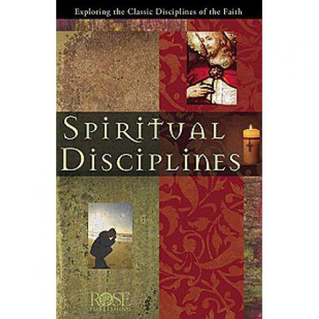 Spiritual Disciplines Pamphlet