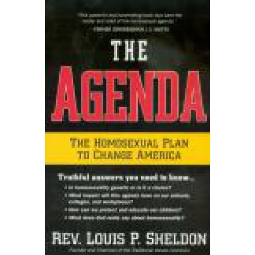 The Agenda by Lou Sheldon