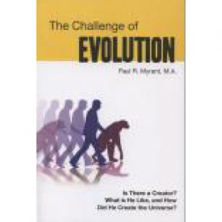 The Challenge of Evolution by Paul Myrant