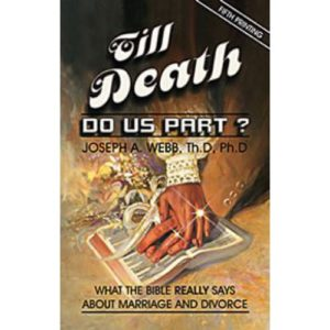Till Death Do Us Part? DVD Seminar Series by Joseph Webb