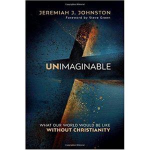 Unimaginable by Jereemiah Johnston