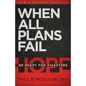 When All Plans Fail by Paul Williams