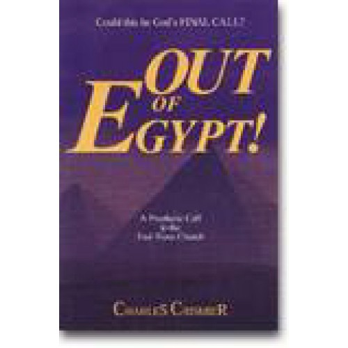 Out of Egypt by Chuck Crismier