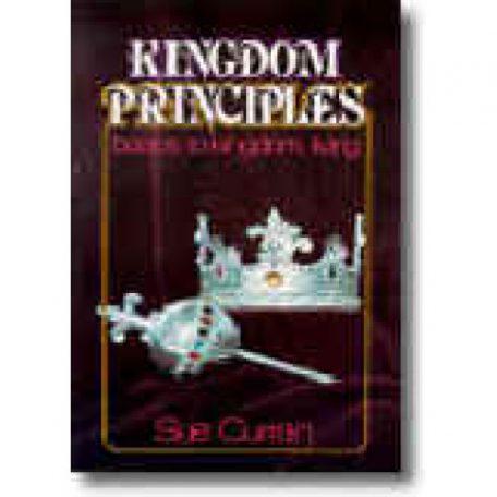 Kingdom Principles by Sue Curran