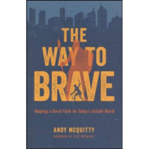 The Way to Brave by Andy McQuitty