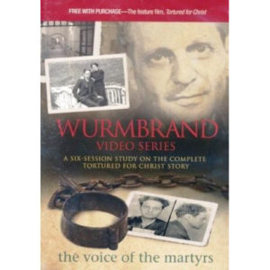 Wurmbrand (DVD) Video Series