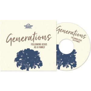 Generations Following Jesus as a Family DVD by Dr. Rob Rienow