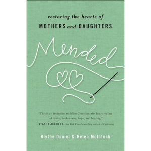 Mended by Blythe Daniel, Helen McIntosh
