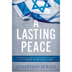 A Lasting Peace by Jonathan Bernis
