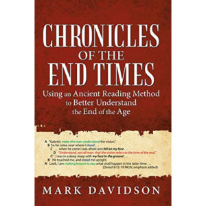 Chronicles of the End Times by Mark Davidson
