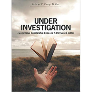 Under Investigation by Kathryn Camp