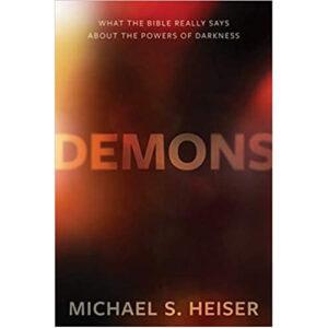 Demons by Michael Heiser