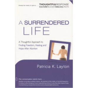 A Surrendered Life by Patricia Layton