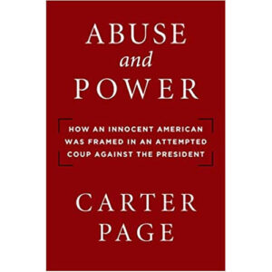 Abuse and Power by Carter Page
