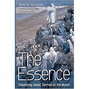 The Essence by Brian Winslade