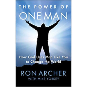 The Power of One Man by Ron Archer